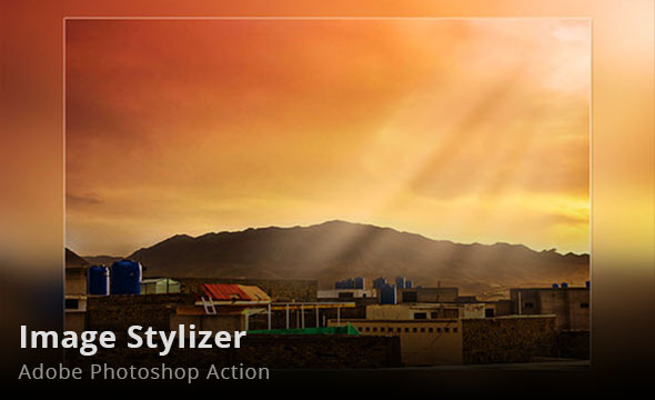 Image Stylizer Photoshop Action
