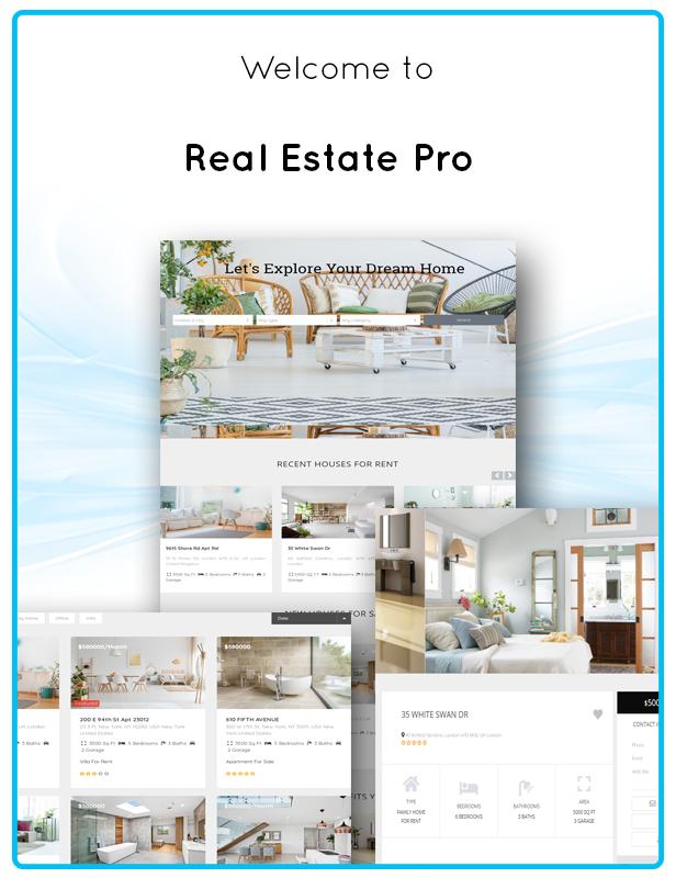 Real Estate Pro - WordPress Plugin - 4