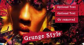 Grunge-Style
