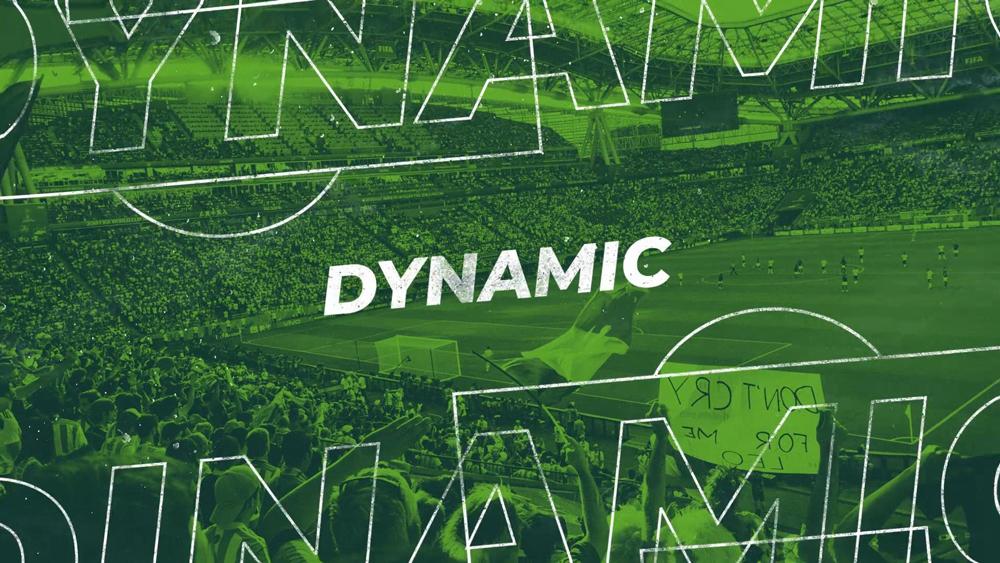 Football (Soccer) Dynamic Opener - 12