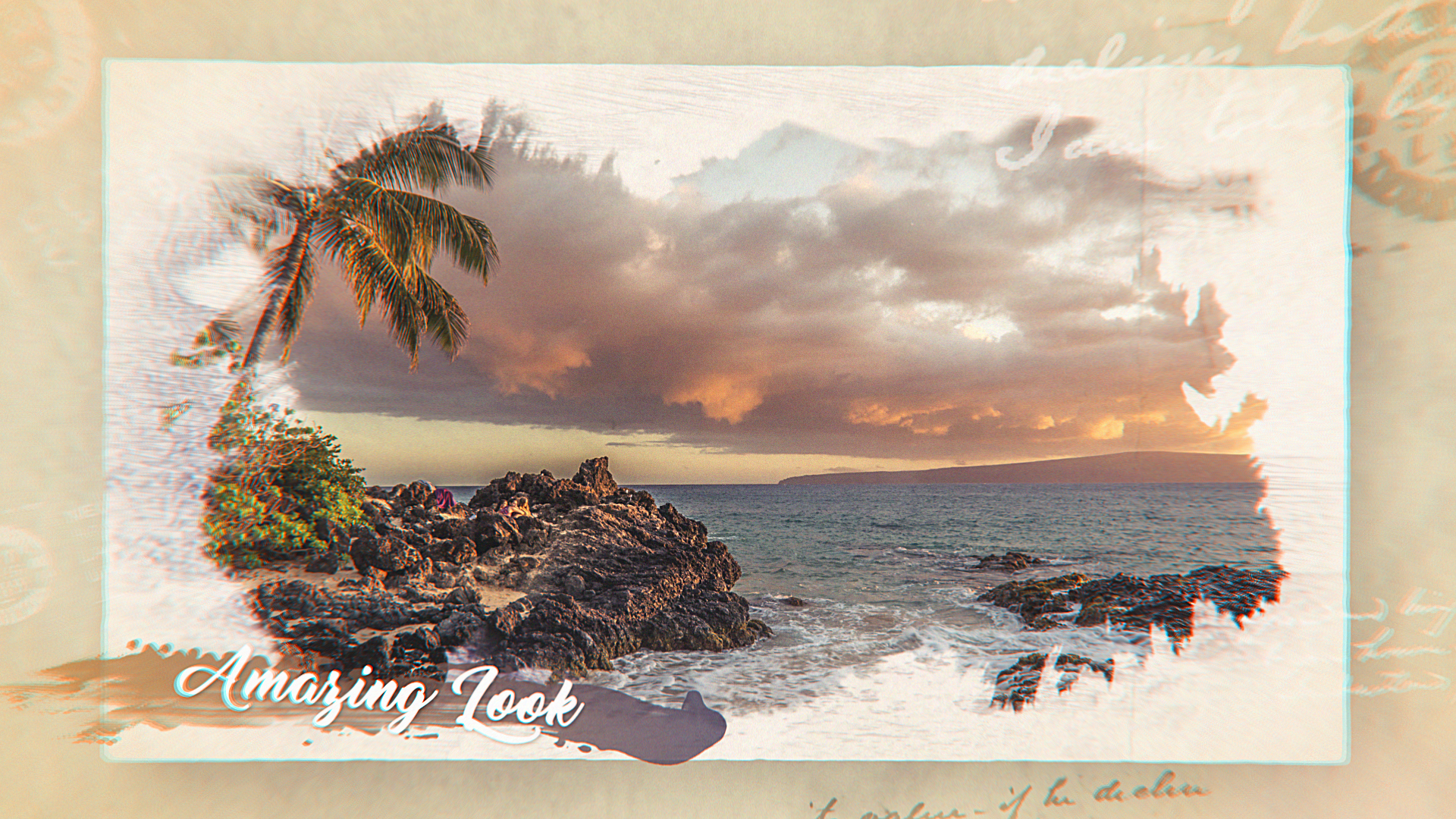Videohive Watercolor Ink Memories 20690338