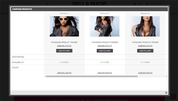Bella - eCommerce Shop WordPress Theme - 6