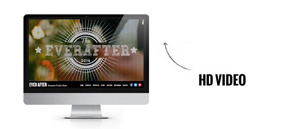 Ever After - OnePage Parallax Theme - 5