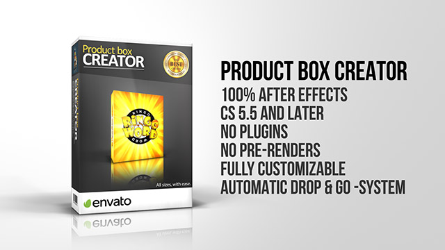 Product Box Creator