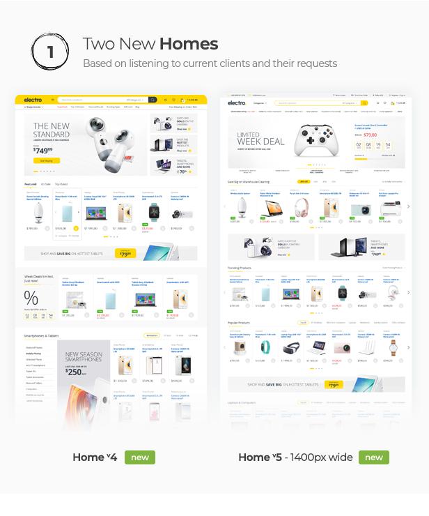 Tema WooCommerce de Electro Electronics Store - 13