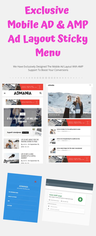 Theme Admania 2.4.8