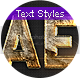 Comic Book - Text Styles - 34