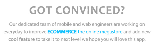 E-Commerce Android Native App with Powerful Cloud Backend - 11
