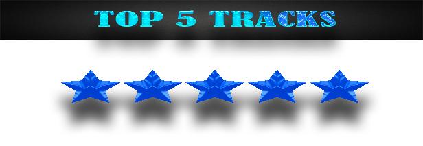 Top 5 Tracks