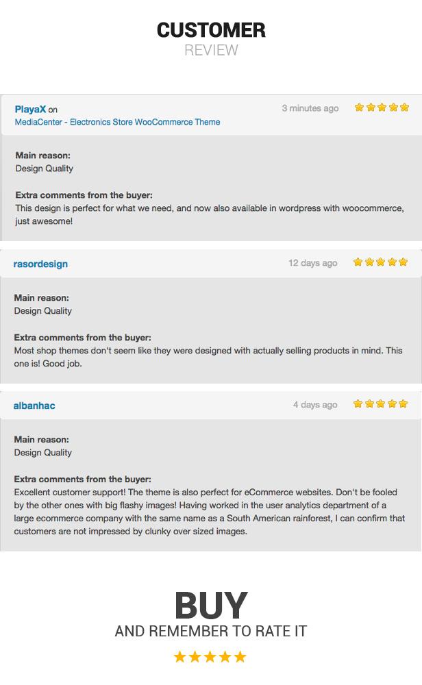 Unicase - Electronics Store WooCommerce Theme - 12