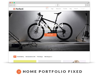 Home Portfolio Fixed