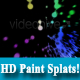 Hd Paint Splat 1