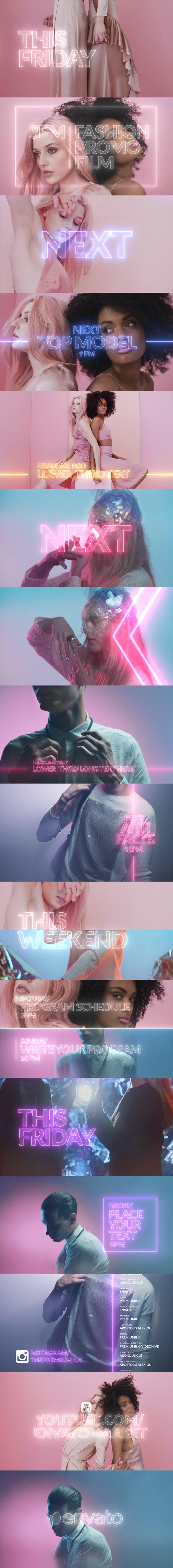 Neon Broadcast Package - 7