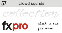 Large Talking Party Crowd Loop - 1