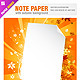 Note Papers - 25