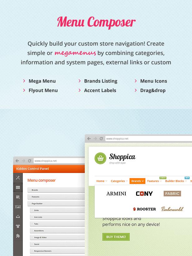 Shoppica – Premium OpenCart Theme - 5