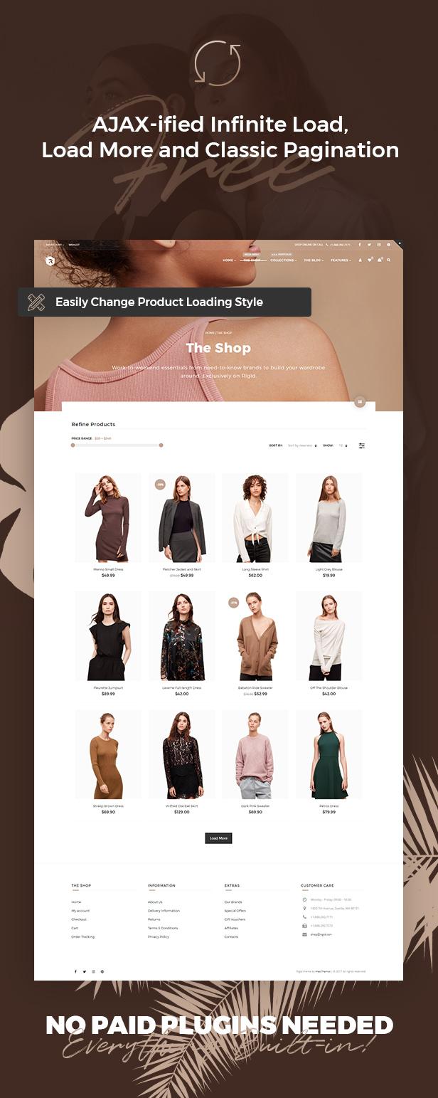 Rigid -  WooCommerce Theme for Enhanced Shops and Multi Vendor Marketplaces - 13