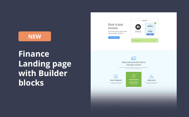 RGen Landing Page with Page Builder - 18