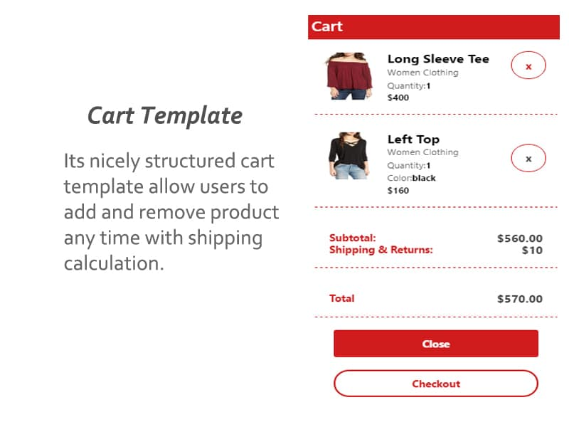 Fashion Fantasy - Ionic E-Commerce Template by IonicClub | CodeCanyon