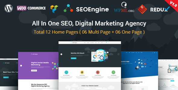 Seo WordPress Theme