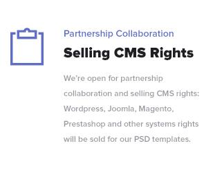 Selling CMS Rights