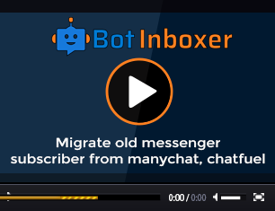Bot Inboxer - A EZ Inboxer Add-on : Multi-account & Multi-page Messenger Chat Bot for Facebook - 16