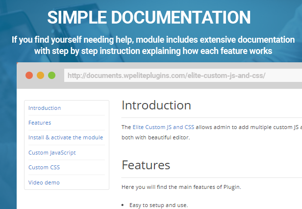 Elite Custom JS and CSS module for Perfex CRM - 1
