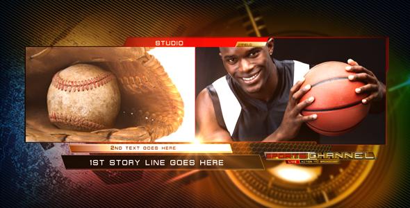 Sports Channel Broadcast HD News - 7