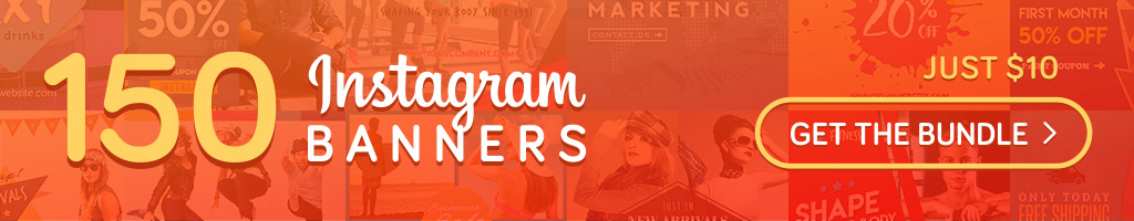 Instagram Banners Bundle