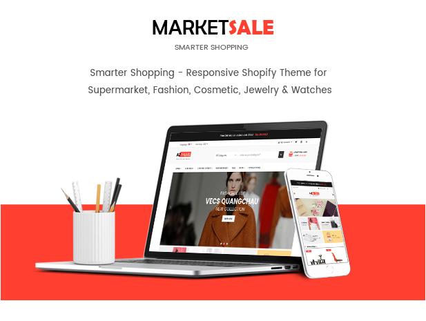 MarketSale introduction