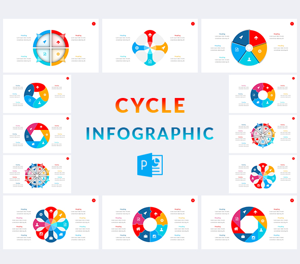 Cycle-Infographic-Template