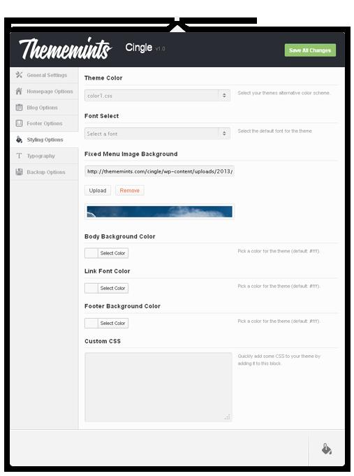 Cingle | Responsive One Page WordPress Theme - 10