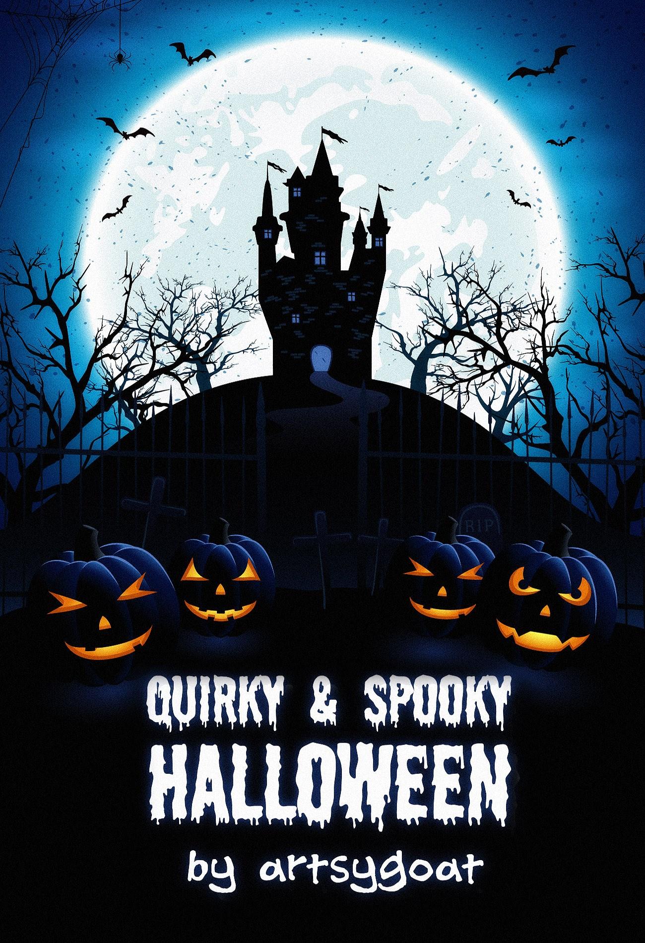 quirky spooky halloween - Halloween Wav Files