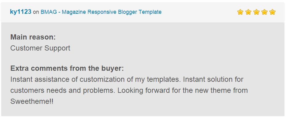 BMAG - Magazine Responsive Blogger Template - 22