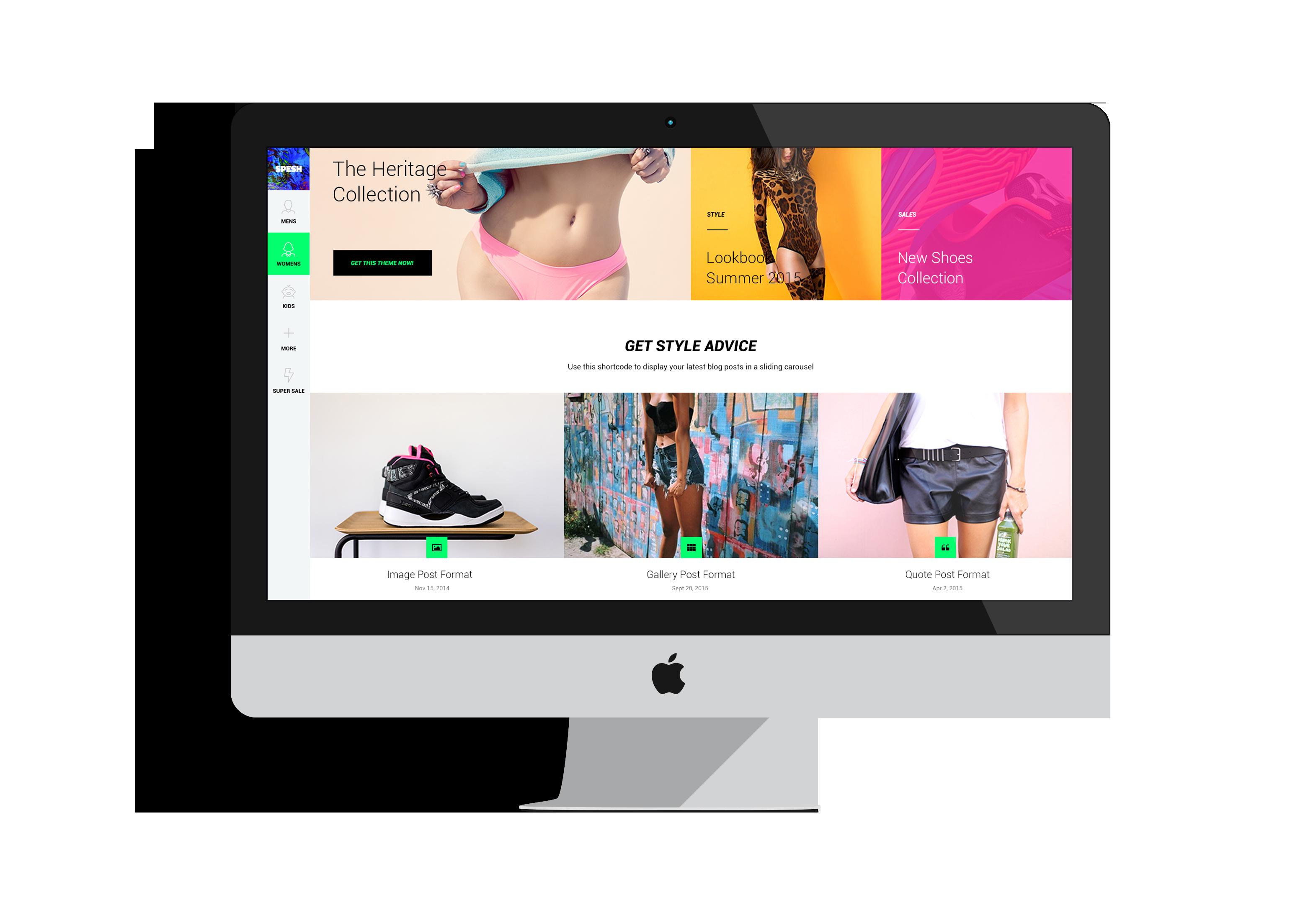 Spesh | Responsive eCommerce HTML Template - 6