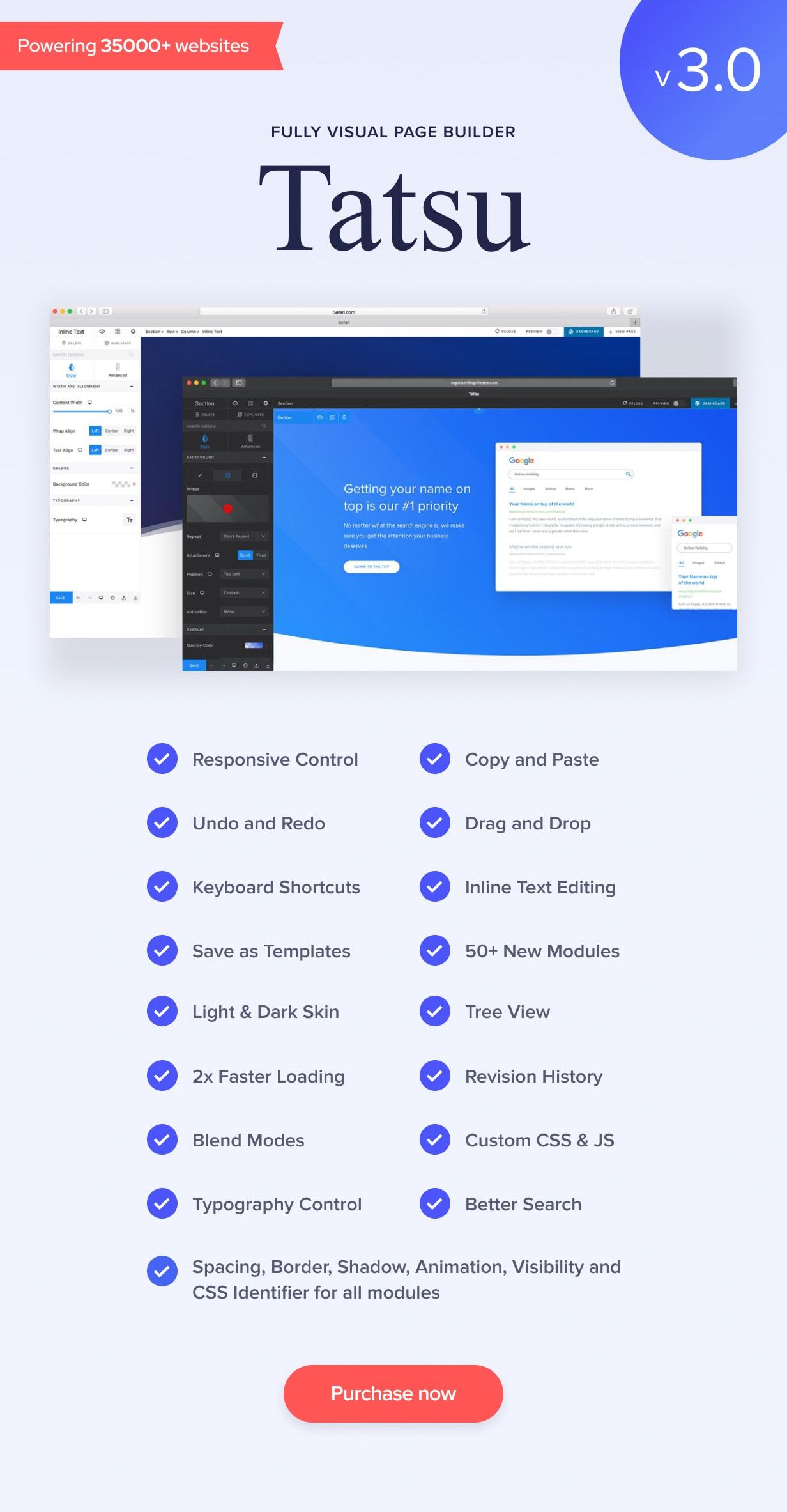 Spyro - Marketing Landing Page WordPress Theme - 5