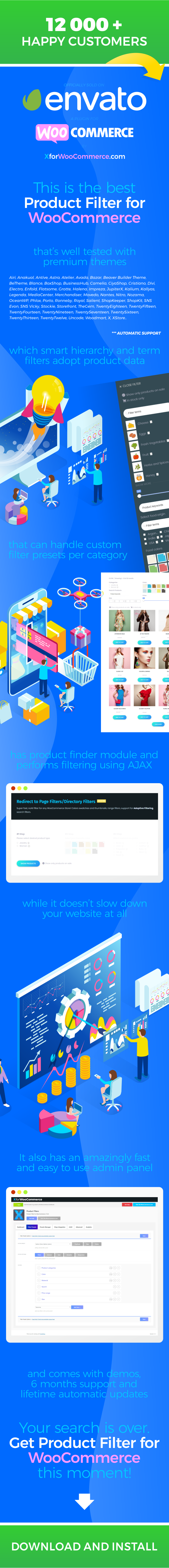 Product Filter for WooCommerce - 2