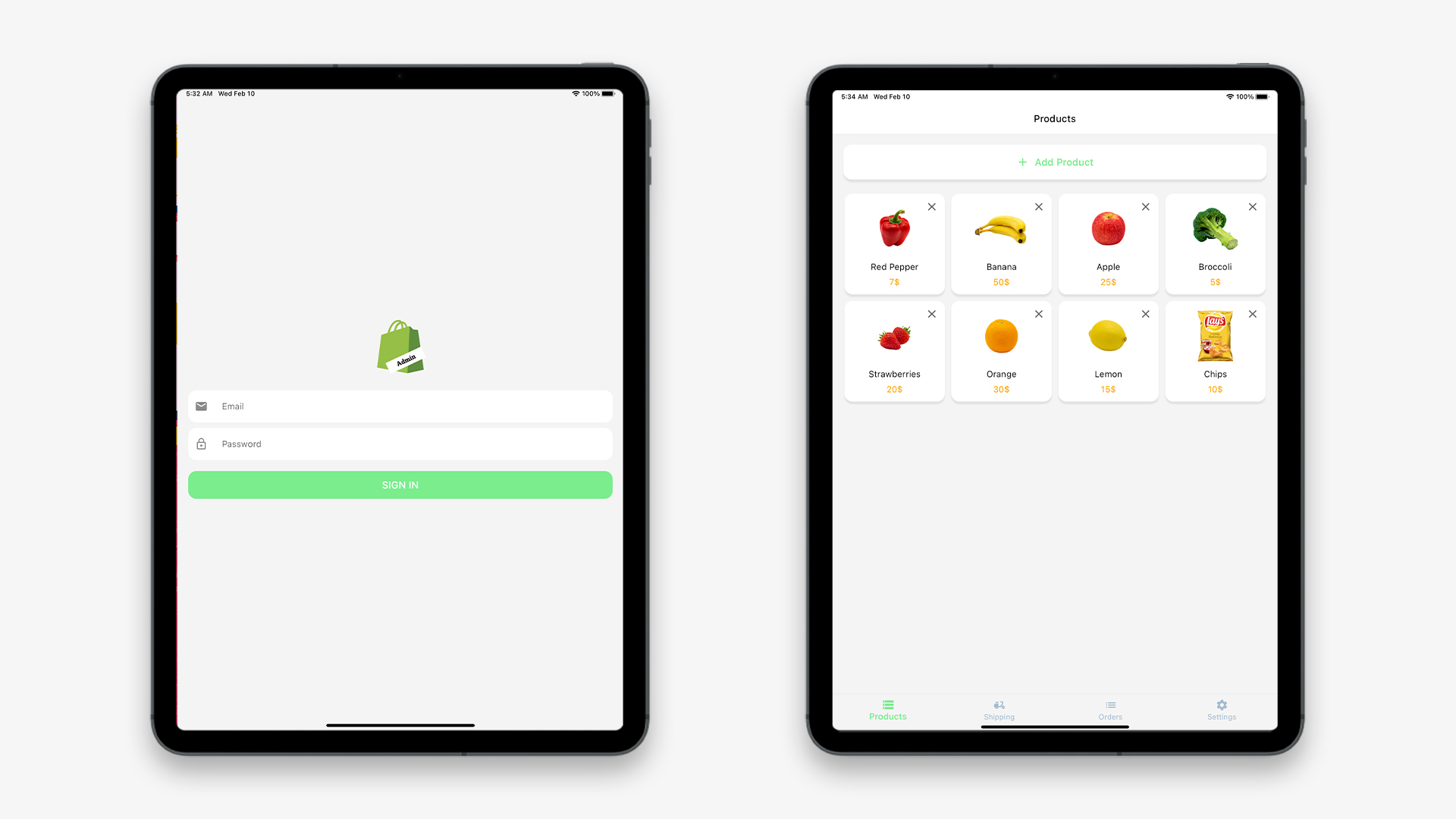 Flutter Grocery: Full Android + iOS eCommerce App - 23