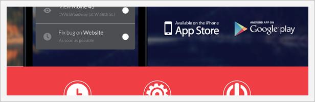 Mobile Application Promotion Flyers / Phone App