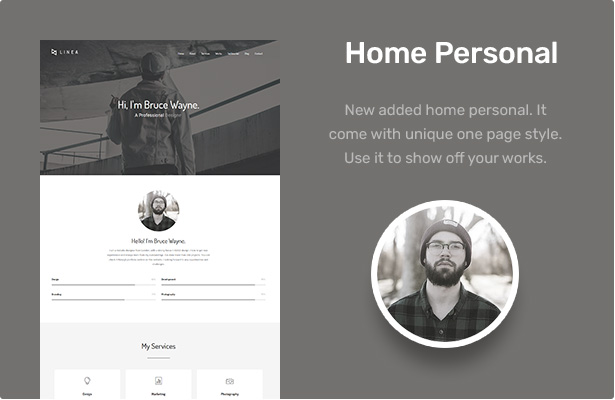 blog, bootstrap, business, creative, css3, gallery, html5, isotop, minimal, multipurpose, one page, parallax, portfolio, responsive