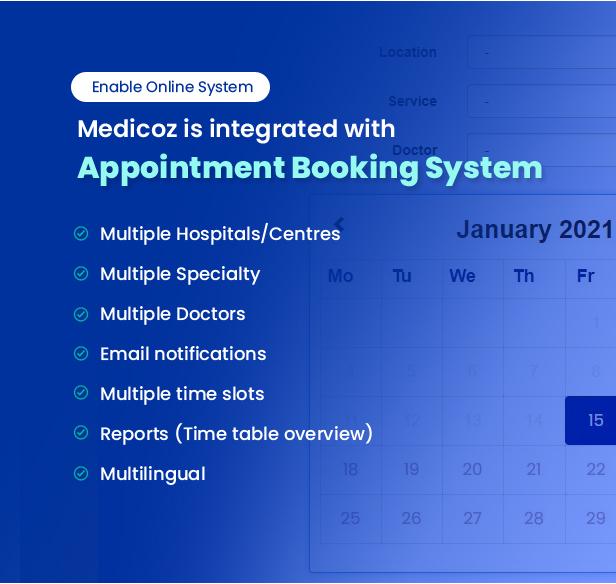 Medicoz - Clinic & Pharmacy WordPress Theme - 10