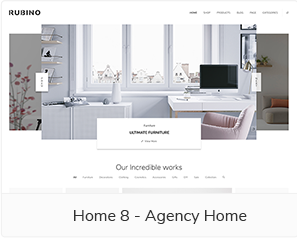 Home 8 - Agency Home