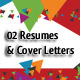 JOB PACK V.2: 2 Resumes with their Cover Letters - GraphicRiver Item for Sale
