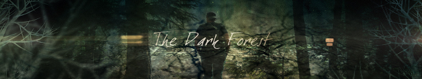 Thriller Trailer Dark Forest Titles After Effects Templates