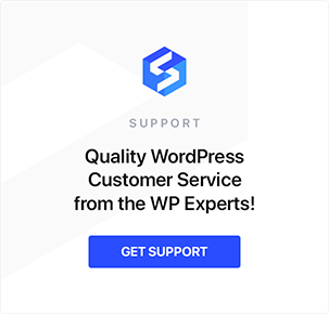 Quality support for your WP site