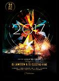 NYE 2017 Flyer