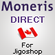 Moneris Direct CA Gateway for Jigoshop