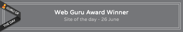 Urip on Web Guru Award