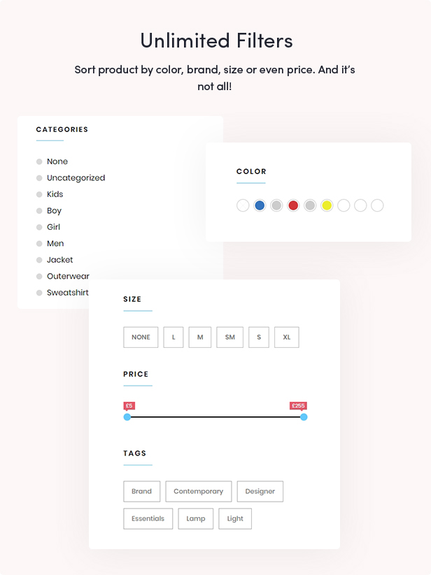 Eveland – Modern AJAX enabled WooCommerce theme (RTL Supported) 55