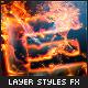 100 Layer Styles Bundle - Text Effects Set - 4